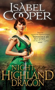 #Giveaway Excerpt THE NIGHT OF THE HIGHLAND DRAGON by ISABEL COOPER @SourcebooksCasa