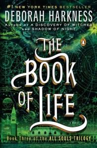 #Giveaway Review THE BOOK OF LIFE by DEBORAH HARKNESS @DebHarkness @PenguinPbks