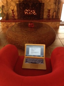 vicki lewis thompson writing space