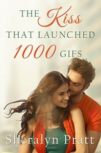 $25 #Giveaway Review THE KISS THAT LAUNCHED A 1000 GIFs by @SheralynPratt