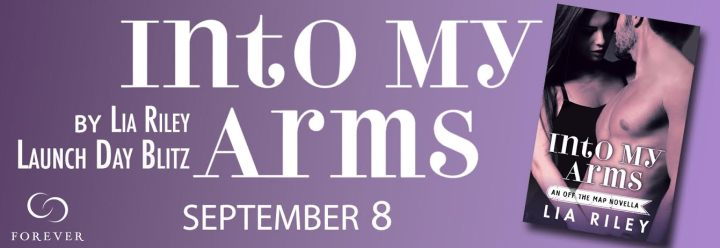 into my arms banner
