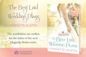#Giveaway THE BEST LAID WEDDING PLANS Character Profile by Lynette Austin @LynnettAustin @SourcebooksCasa