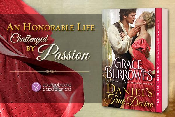 #Giveaway Guest Post DANIEL'S TRUE DESIRE by Grace Burrowes @GraceBurrowes @SourcebooksCasa 11.29