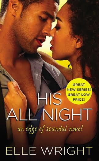 his all night cover
