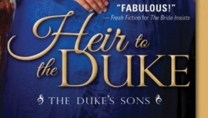 #Giveaway Guest Post HEIR TO THE DUKE by Jane Ashford @SourcebooksCasa 1.23