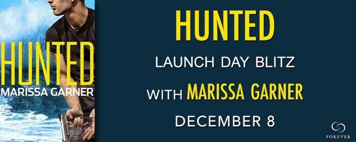 hunted banner