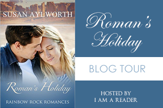$25 #Giveaway Excerpt Roman's Holiday by Susan Aylworth @SusanAylworth 1.21
