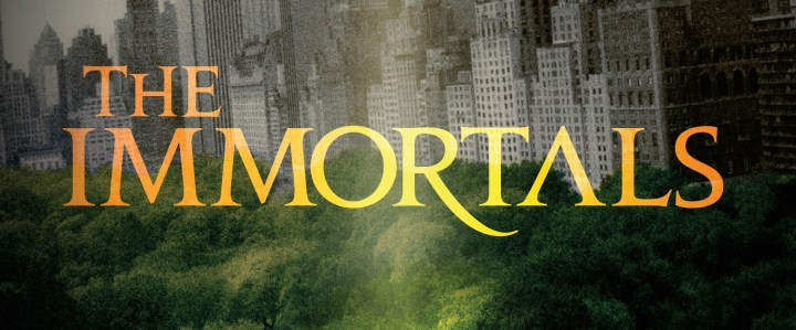 #Giveaway Review THE IMMORTALS  by Jordanna Max Brodsky @JordannaBrodsky @orbitbooks #OlympusBound