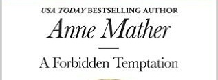 #Giveaway Excerpt  A Forbidden Temptation by Anne Mather @HarlequinBooks  3.9