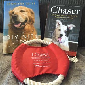 adult dog books