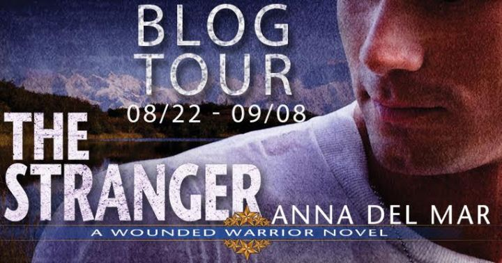 $25 #Giveaway Interview THE STRANGER by Anna Del Mar @anna_del_mar  @CarinaPress 9.15