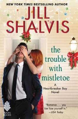 the-trouble-with-mistletoe-cover
