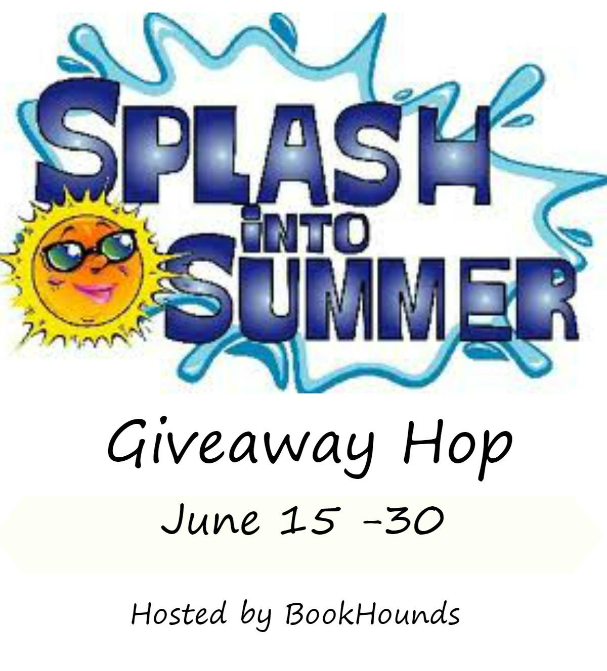 Splash Into Summer Giveaway Hop Banner