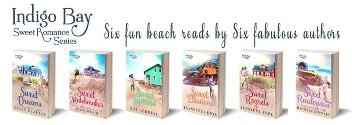$100 #Giveaway INDIGO BAY Romance Series  7.17