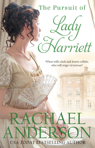 $75 #Giveaway The Pursuit of Lady Harriett by Rachael Anderson 9.22