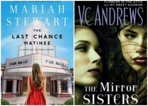 #Giveaway Happy Sisters Day with Mariah Stewart and V.C. Andrews from @GalleryBooks