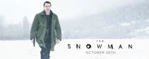#Giveaway Snowman Movie Prize Pack @thesnowmanmovie #TheSnowmanMovie @UniversalPics