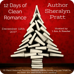 $25 #Giveaway – SHERALYN PRATT – 12 Days of Clean Romance @SheralynPratt Ends 12.26