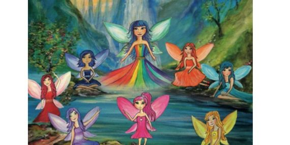 Review of The Chakra Fairies by Dr Phil Noone  Bookhub