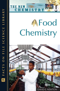 Food Chemistry book by David E Newton download