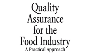Food quality assurance for the food industry