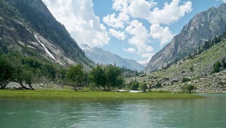 Swat Valley - GK about Pakistan.