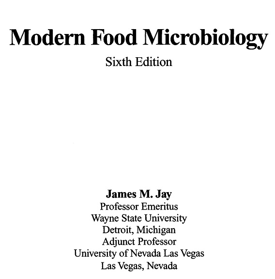 Food Microbiology Books Review