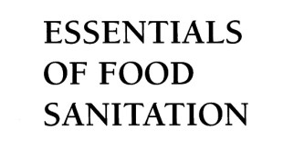 Essentials of Food Sanitation pdf free download