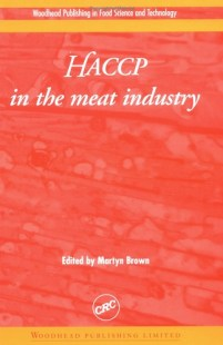 HACCP in the Meat Industry pdf free