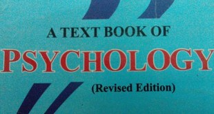 Psychology by Sheher Bano