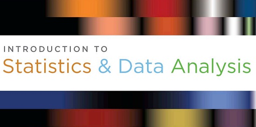 Introduction to Statistics and Data Analysis pdf 4th Ed