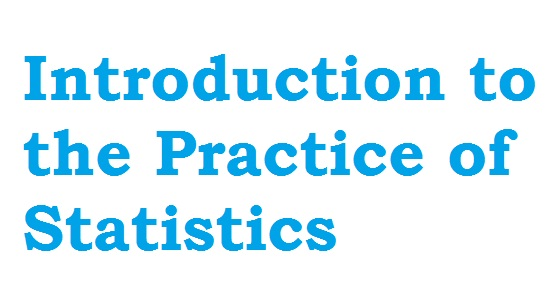 Introduction to the Practice of Statistics 8th Edition pdf