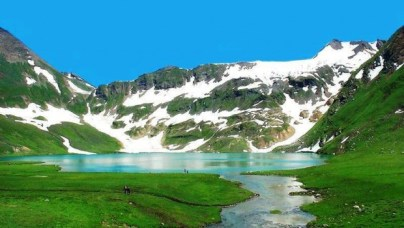 Kaghan Valley Tourist attractions of Pakistan.