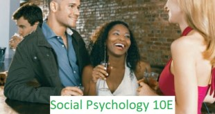 Social Psychology Aronson 10th edition pdf free download.