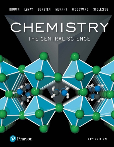 Chemistry the Central Science 14th edition pdf Pearson - Book Hut