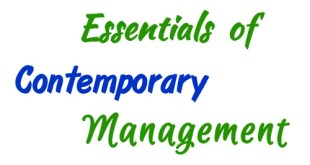 Essentials of Contemporary Management 7th edition pdf free.