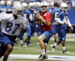 Luck Ready For the Colts Opener