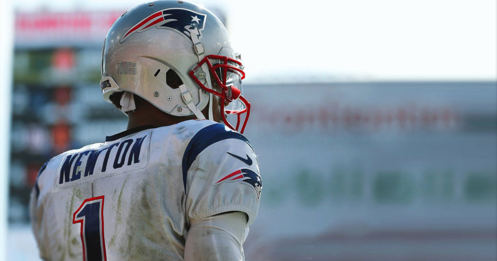 Cam Newton makes the Patriots a Super Bowl contender