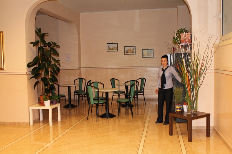 Villa Benedetta guest house in Rome  Booking Monasterybookingmonastery
