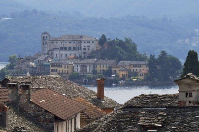 Lago d'Orta isola san giulio booking piemonte