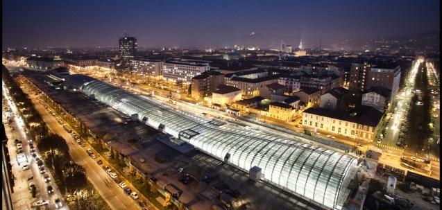 Nuova stazione di Porta Susa, Torino - di Michele D'Ottavio
