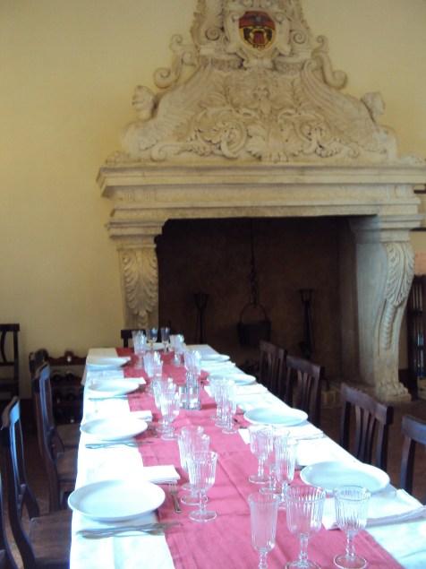Sala da pranzo - Agriturismo Ma Che Bel Castello - Maranzana - Asti - BookingPiemonte
