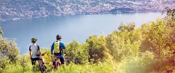 Vacanza sportiva sul Lago Maggiore - copertina