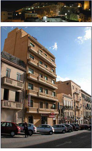 Hotel La Terrazza prenotazione albergo Cagliari Hotel in Sardegna city Hotel Accommodation in