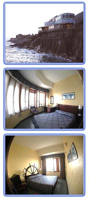 Hotel La Marinella prenotazione albergo Genova Nervi Hotel in Liguria sea Hotel Accommodation in