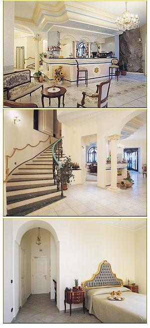 Grand Hotel S Orsola Agerola prenota Hotel a Agerola Campania