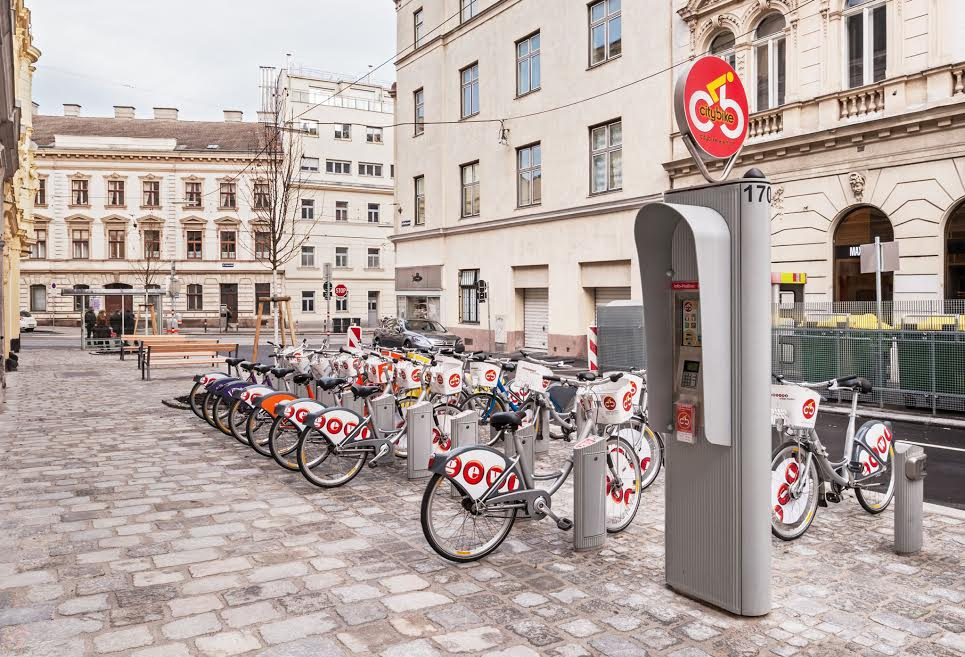 "Globalni ""bike sharing atlas"" za 460 gradova"