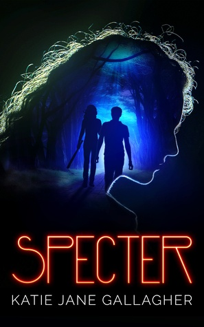 specter,katie jane gallagher,book review,ya paranormal
