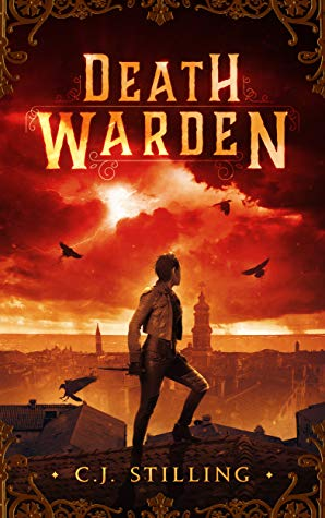 death warden, C. J. Shilling, epic fantasy,bookish beyond,book review