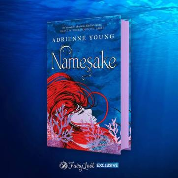 Cover Reveal - Namesake by Adrienne Young